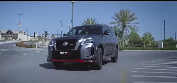 Nissan Patrol Nismo 2021.