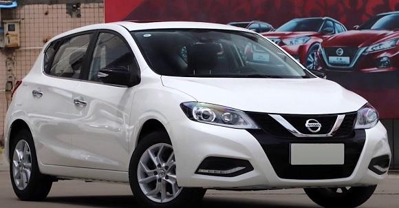 Nissan Tiida 2021.