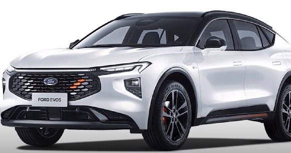 Ford Mondeo Evos 2022.
