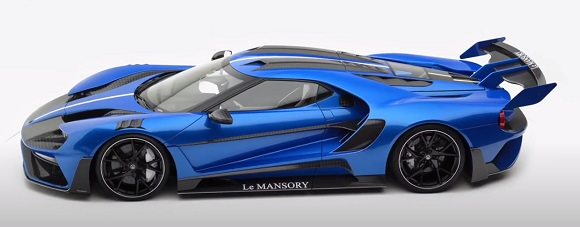 Ford GT Le Mansory.