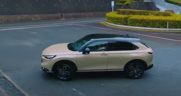 Honda Vezel 2021.