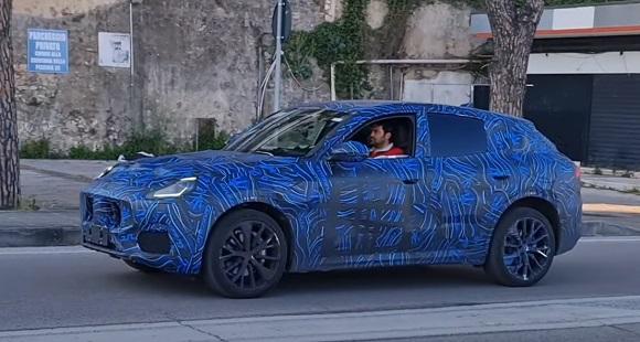 Maserati Grecale 2022.