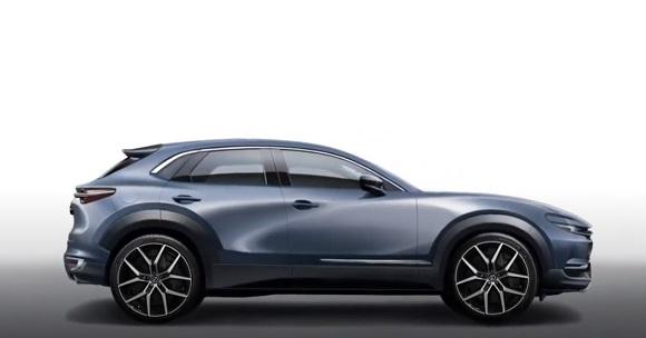 Mazda CX-50 2022.
