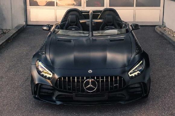 Tuning Mercedes-AMG GT R.
