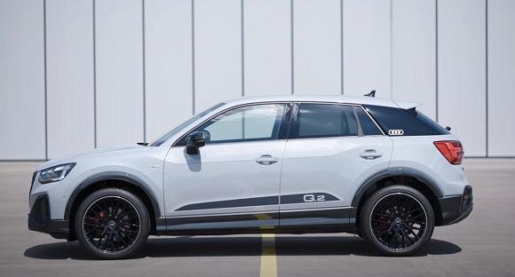 Audi Q2 2021.
