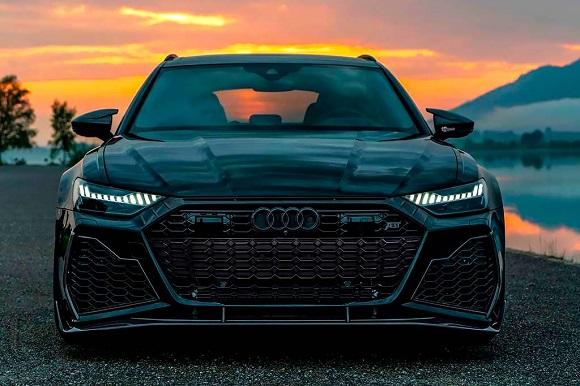Audi RS6 Avant Johann Abt Signature Edition.
