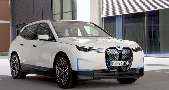 BMW IX XDrive50 2022.