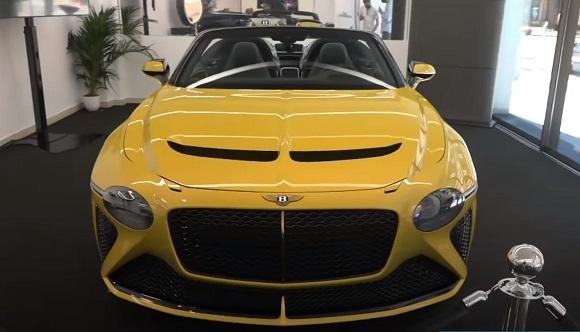 Bentley Bacalar 2022.