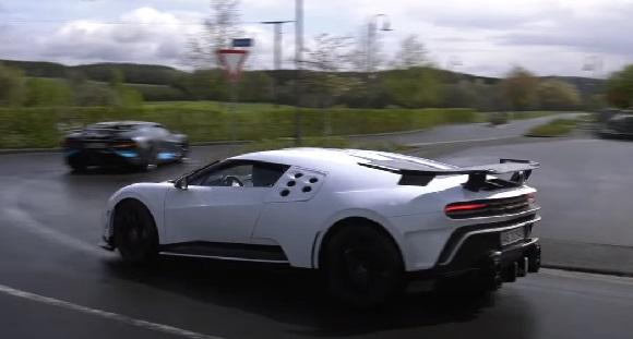 Bugatti Centodieci 2022.