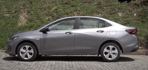 Chevrolet Onix 2021.