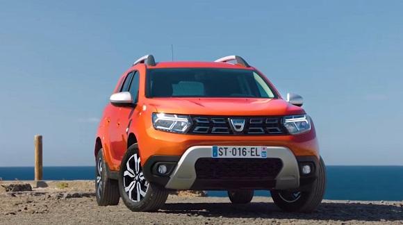 Dacia Duster 2022.