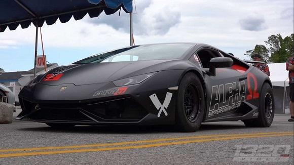 Lamborghini Huracan has set a world record.