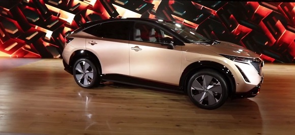 Nissan Ariya 2022.