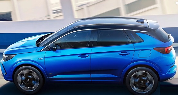 Opel Grandland 2022.
