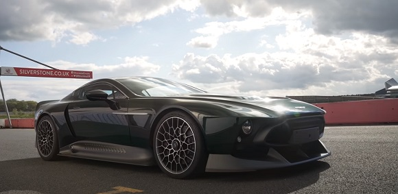 Aston Martin Victor 2021.