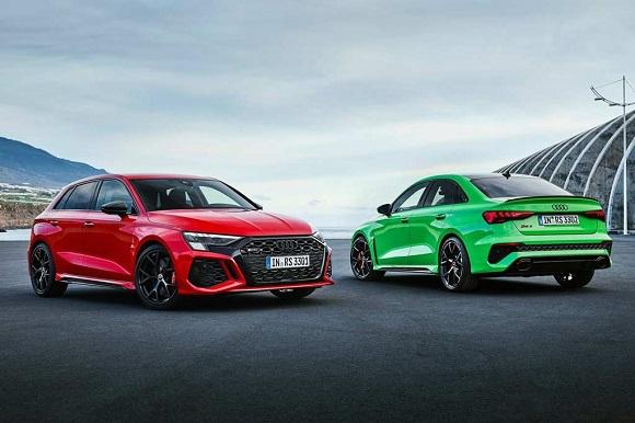 Audi RS3 2022.