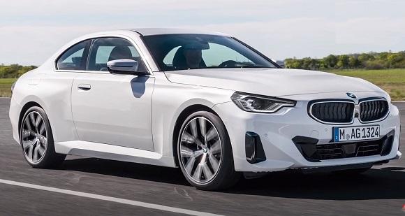 BMW 2-Series G42 2022.