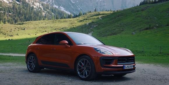 Porsche Macan GTS 2022.