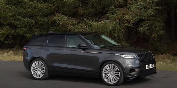 Range Rover Velar 2021.