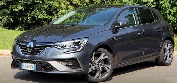 Renault Megane E-Tech PHEV 2021.