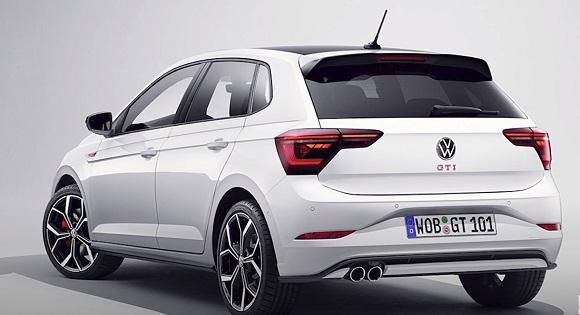 VW Polo GTI 2022.