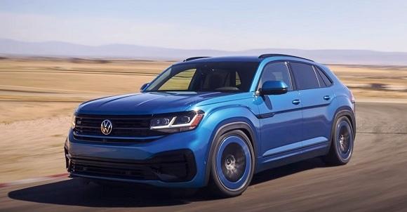 Volkswagen ATLAS Cross Sport GT 2022.