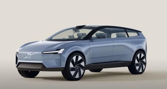 Volvo Concept Recharge 2022.