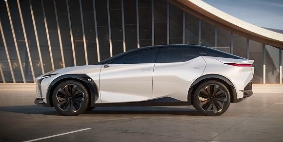 Lexus LF-Z 2022.